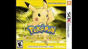 Pokemon Lightning Yellow Rom Download Gba - cubacrack's blog
