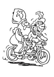 Kleurplaat Sinterklaas Overige 2020 Voor Peuters En Kleuters