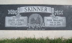 Ivan Wallace Skinner (1916 - 1988) - Genealogy