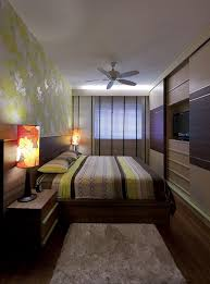 decorate a long and narrow bedroom
