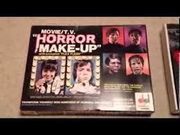 dekker tv horror make up kit