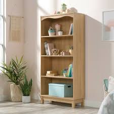 Tall Bookcase Shelving Kids Teens Bedroom Furniture Display Storage 4 Shelves For Sale Online