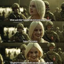 the incomprehensible harley quinn comprehension