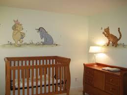 Classic Pooh Mural Winnie The Pooh Nursery Vintage Winnie The Pooh Baby Boy Nursery Jungle Theme