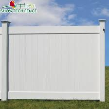 China 2 X6 Slotted Ribbed Rail For Vinyl Pvc Fence China Pvc Fence Panels Pvc Profile
