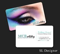 industry business card design