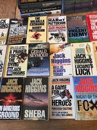 jack Higgins books in OL7 Tameside ...