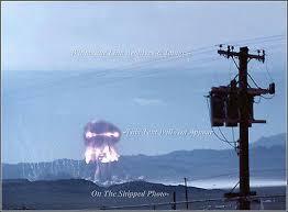 8X10 PHOTO AZ052 OPERATION IVY KING FISSION BOMB TEST SHOT ...
