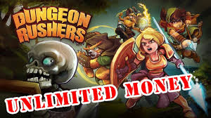 Dungeon Rushers Mod Apk - Mod Unlimited Money 1.3.11