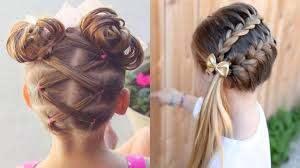 احدث تساريح الشعر للاطفال