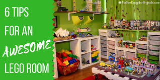 Lego Room For Display And Play Mother Daughter Projects