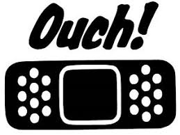 Ouch Plaster Car Decal Sticker Ebay