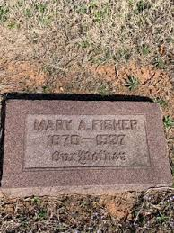 Mary Adeline Hughes Fisher (1870-1937) - Find A Grave Memorial
