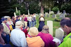 Adeline Dean Welfoot, widow of Nathaniel Dean, Jr. Civil War Ghost Walk 4 –  St. Johnsbury History and Heritage Center