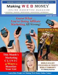Making Web Money January 2019 by Harry Crowder - issuu
