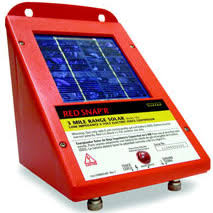 Red Hill General Store Red Snap R Lis3 Solar Electric Fence Charger