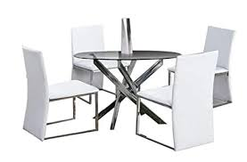 owo living pearl dining table only