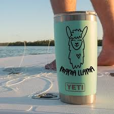 Mama Llama Decal Mom Sticker New Mom Mama Llama Sticker Etsy