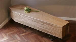 home bookcase unit diy coffin