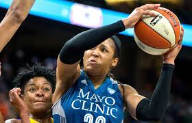 prison with help from WNBA star Maya Moore