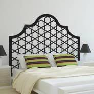 Headboard Wall Decal Dezign With A Z