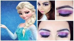 queen elsa makeup tutorial saubhaya