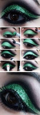 beginners makeup cut crease look cute