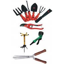 k 10 pcs gardening tool kit