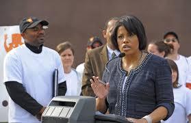 Baltimore Mayor Stephanie Rawlings-Blake, a veteran of city politics, has  handled protesters before - New York Daily News