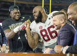 Man child' Lions draft pick A'Shawn Robinson is a teddy bear off the field  - mlive.com