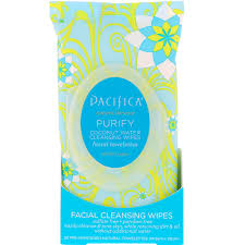 pacifica purify cleansing wipes