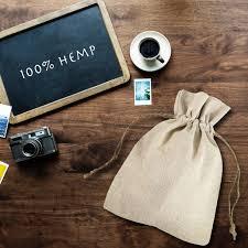 eco friendly quality drawstring bag