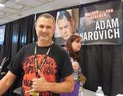 Adam Minarovich at Walker Stalker Atlanta 2014 | Walker stalker ...