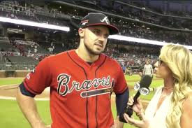 Adam Duvall, Mike Foltynewicz discuss Atlanta's Game 2 win - Talking Chop