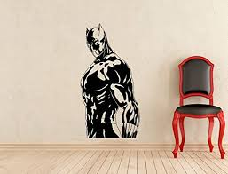 Amazon Com Black Panther Wall Decal Superhero Vinyl Sticker Wall Decor Removable Waterproof Decal 126z Kitchen Dining
