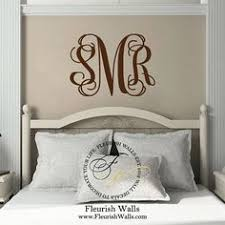 20 Best Family Name Monogram Wall Decals Images Monogram Wall Decals Monogram Decal Wall Decals