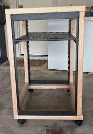diy rack server rack