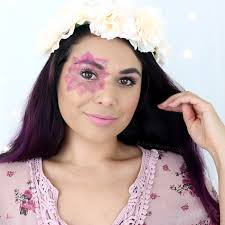 flower child makeup