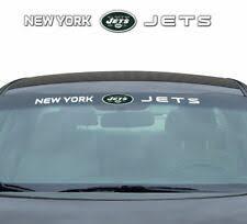 New York Jets Car Decal Ebay