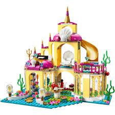 Bộ Đồ Chơi Lego Mô Hình Nàng Tiên Cá 25016