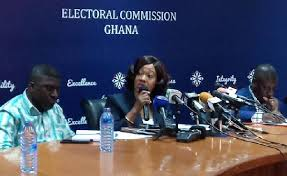 Electro Commission of Ghana vrs National House of Chief