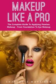 applying flawless makeup