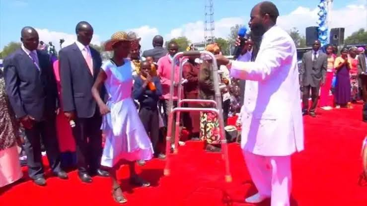 Image result for prophet owuor miracles""
