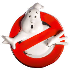 Shop Ghostbusters Logo Plastic Wall Decoration On Sale Overstock 9822004