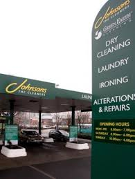 johnson cleaners dry cleaning process
