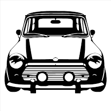D183 Classic Mini Cooper Vinyl Wall Art Car Sticker Room Decal Car Creative Wall Stickers For Kids Room Living Room Home Decor Sticker For Kids Room Wall Stickers For Kidswall Sticker Aliexpress