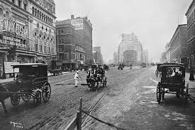 TBT: 1900. Before bright lights and... - Times Square, New York City |  Facebook