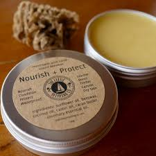 nourish protect beeswax leather