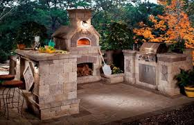 firepit open patio backyard how to