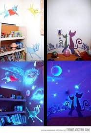 Home Accessory Home Decor Home Stickers Glow In The Dark Kids Room Wheretoget